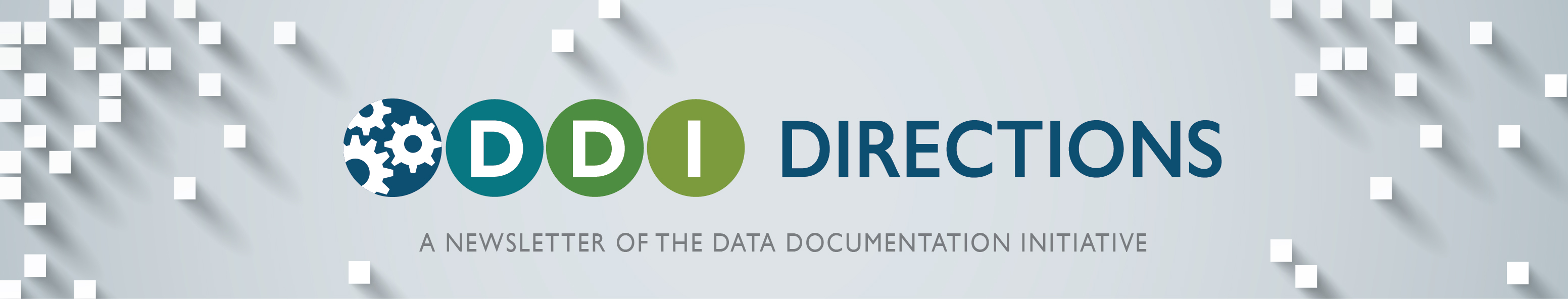 DDI DIRECTIONS: Logo of the DDI Alliance's Newsletter